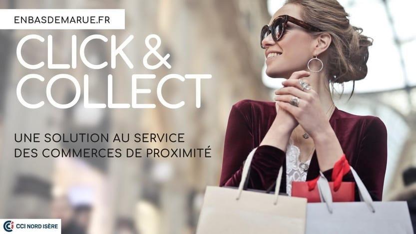 Click & Collect pour commerçants de proximité