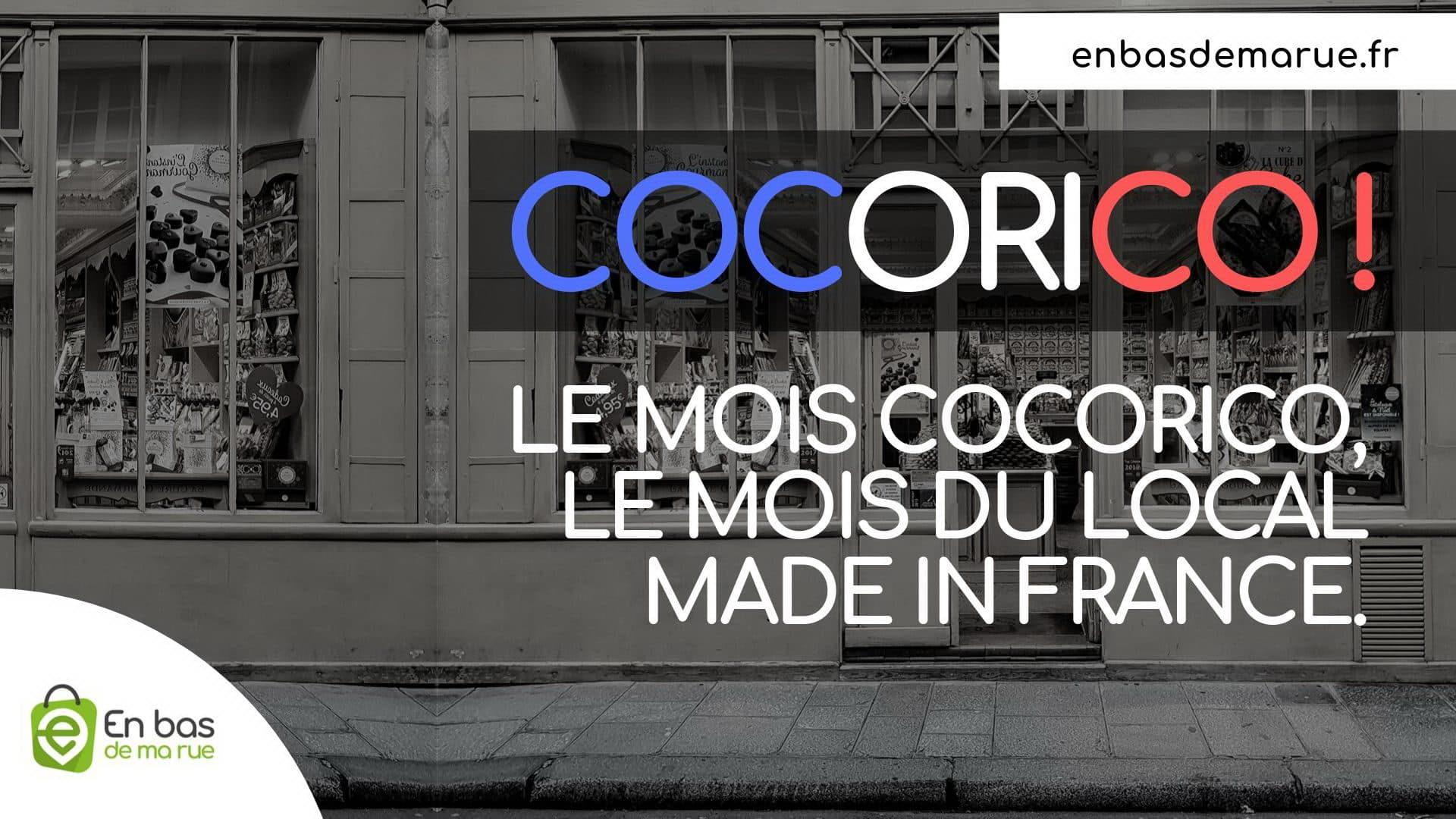 Cocorico ! Quand Enbasdemarue combine achat local et achat digital